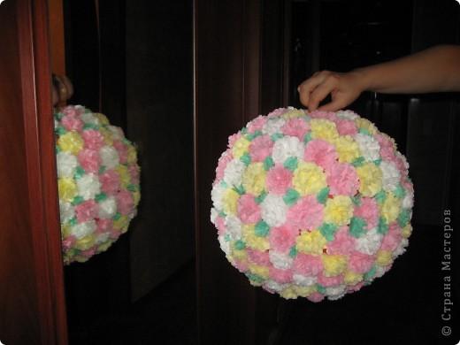 Цветочное бра для любимой внучки. фото 9