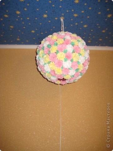 Цветочное бра для любимой внучки. фото 1