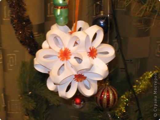 Кусудама-цветок