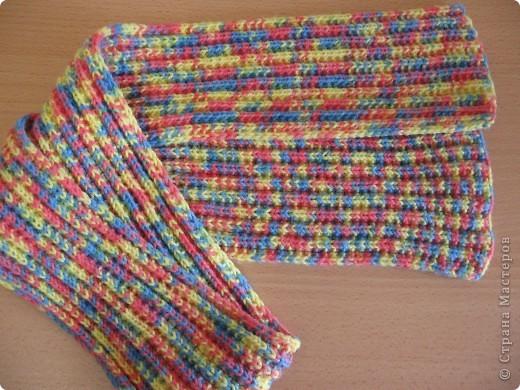 Вязание крючком Вязание