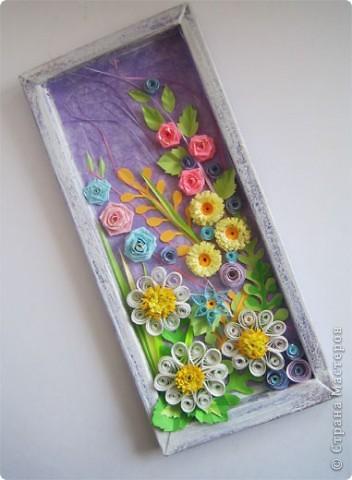Композиции сделаны в коробочках от шоколада. фото 4