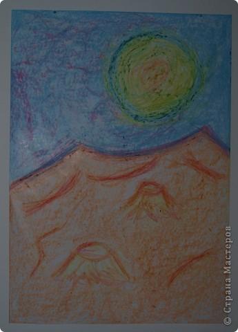 """Давали вместе с учителем музыки Дзиговской Н.К в лицее №36 открытый урок """"Космический пейзаж"""", посвященный первому полёту человека в космос. фото 2"""