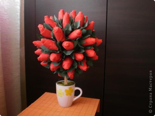 Благодаря за идеята на Марина - флора:§ фото 1