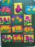 """Расцвели в саду  у нас цветочки. Работы учащихся 1 класса """"А"""" школы № 76 фото 2"""