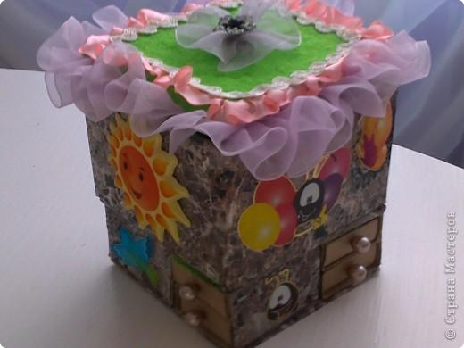 Коробочка для принцессы фото 1
