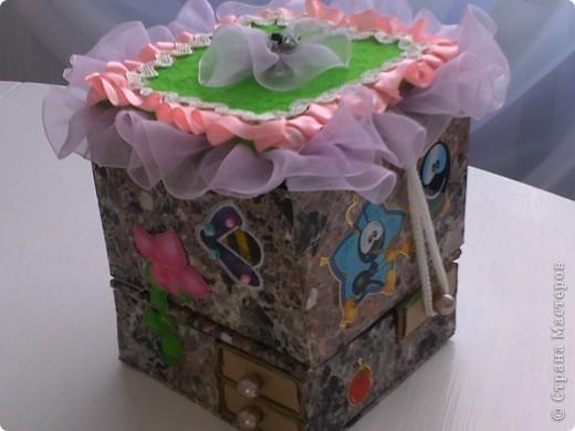 Коробочка для принцессы фото 2