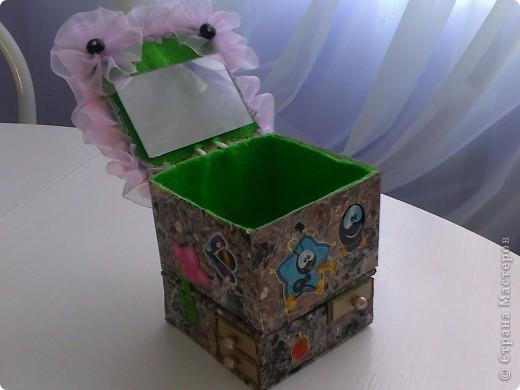 Коробочка для принцессы фото 3