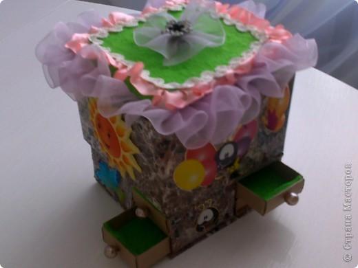 Коробочка для принцессы фото 4