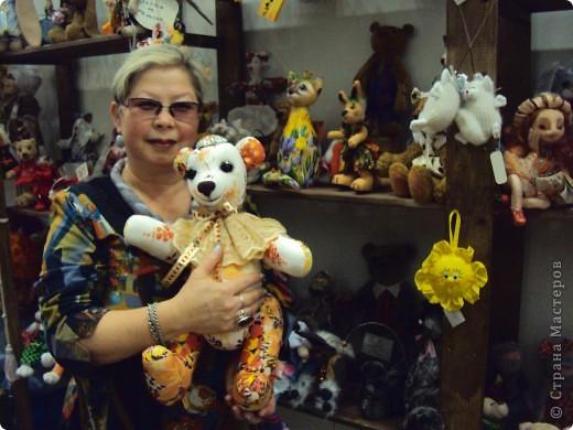 Выставка проходила в выставочном центре на Тишинке д. 1 фото 2