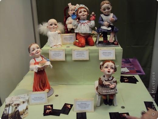 Выставка проходила в выставочном центре на Тишинке д. 1 фото 12