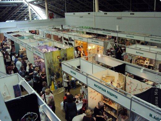 Выставка проходила в выставочном центре на Тишинке д. 1 фото 3