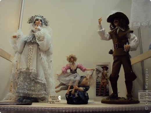 Выставка проходила в выставочном центре на Тишинке д. 1 фото 15