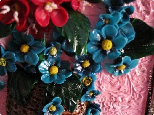 """Картина """"Полевые цветы"""" ХФ фото 4"""