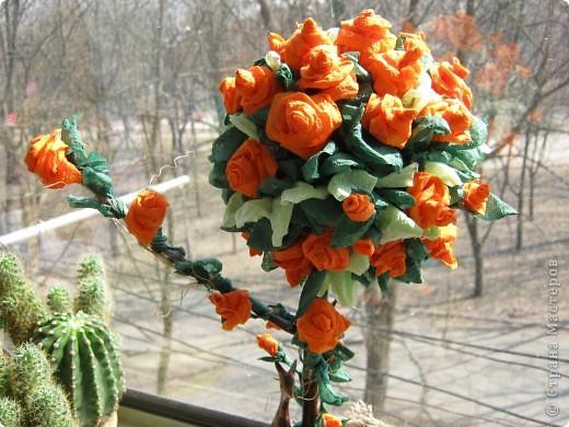 Огромное спасибо Валентине Марковой за прекрасный и доступ ный МК. http://stranamasterov.ru/node/162472 фото 2