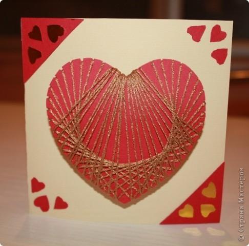 Открытка изонить сердце, мужские открытки