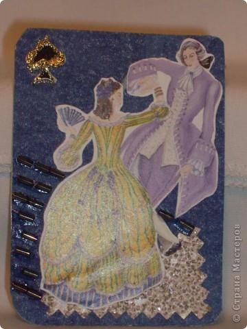 """Прочла, что АТС-ка имеет размер покерной карты. Никогда не видела покерные карты, может, они такие? Серия """"Предрассветные танцы"""". Каждая карточка - определенная масть. фото 3"""