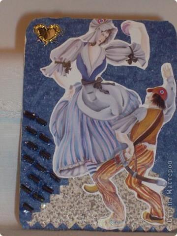 """Прочла, что АТС-ка имеет размер покерной карты. Никогда не видела покерные карты, может, они такие? Серия """"Предрассветные танцы"""". Каждая карточка - определенная масть. фото 5"""
