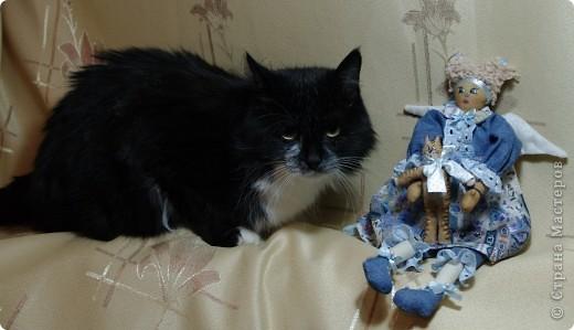 А вот и кот Василий появился фото 4