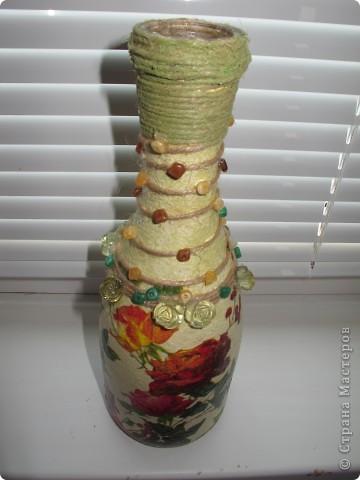Купила в сетевом магазине стеклянные вазы по 120ре за шт. Надо украшать! фото 6