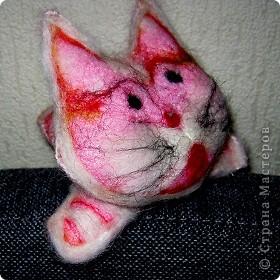 На необъятных просторах сети нашла Вот таких кошек. Приношу извинение авторам,не сохранила ссылок. фото 3