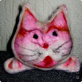 На необъятных просторах сети нашла Вот таких кошек. Приношу извинение авторам,не сохранила ссылок. фото 4