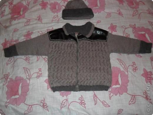 Эта куртка оказалась теплее фабричной. фото 1