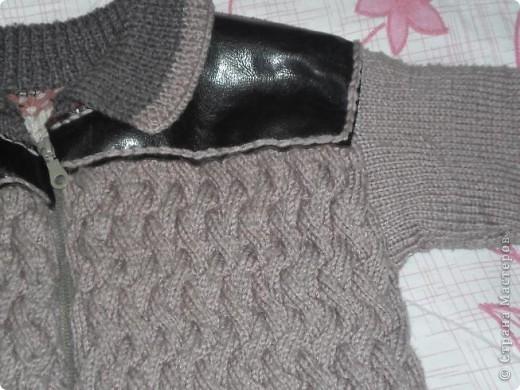 Эта куртка оказалась теплее фабричной. фото 2