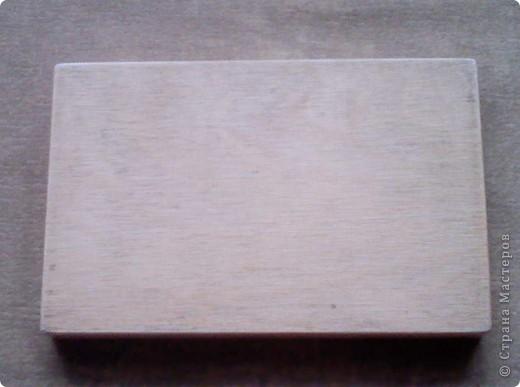 Вот такая шкатулка получилась из простой коробочки. Делали с дочкой, нужно было на урок труда сотворить проект. фото 4
