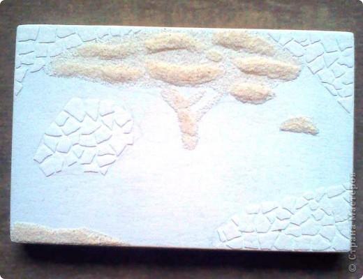 Вот такая шкатулка получилась из простой коробочки. Делали с дочкой, нужно было на урок труда сотворить проект. фото 6