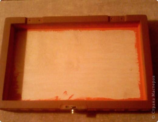 Вот такая шкатулка получилась из простой коробочки. Делали с дочкой, нужно было на урок труда сотворить проект. фото 14