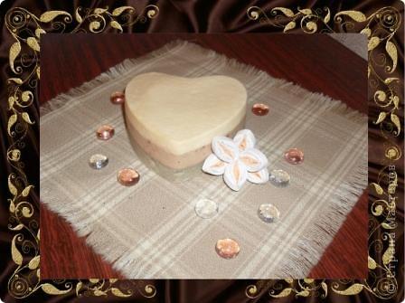 "Мыло ""Сердце"" фото 1"