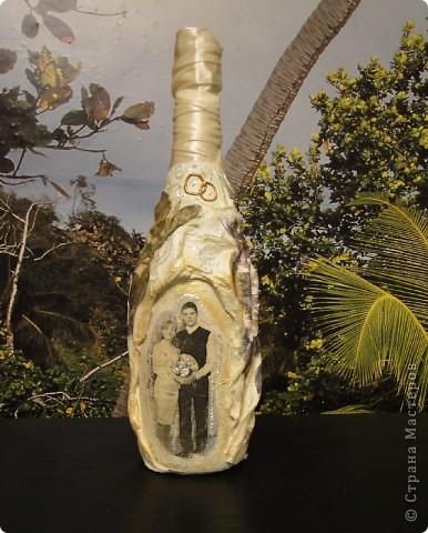 Бутылка на праздник  фото 1