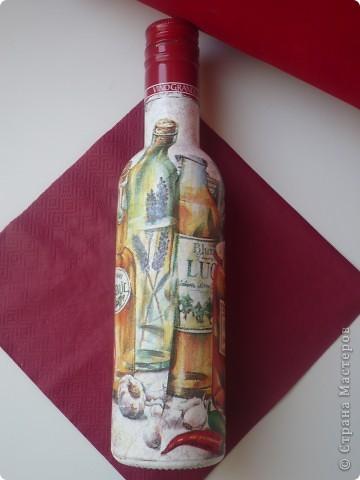 Бутылочка для кухни фото 2