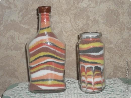 Готовые бутылочки. фото 3