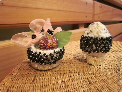 Подставка для яиц за пару минут. фото 11