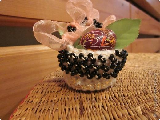 Подставка для яиц за пару минут. фото 12