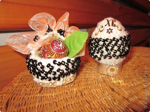 Подставка для яиц за пару минут. фото 10