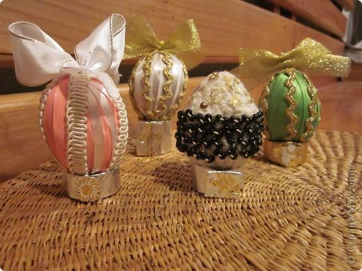 Подставка для яиц за пару минут. фото 9
