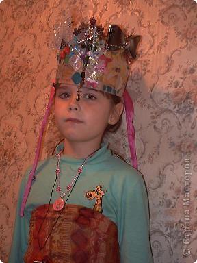 Корона Царицы Елизаветы- 6 лет. фото 5
