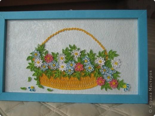 Милые, совсем простенькие цветочки. фото 1