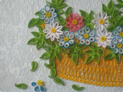 Милые, совсем простенькие цветочки. фото 3