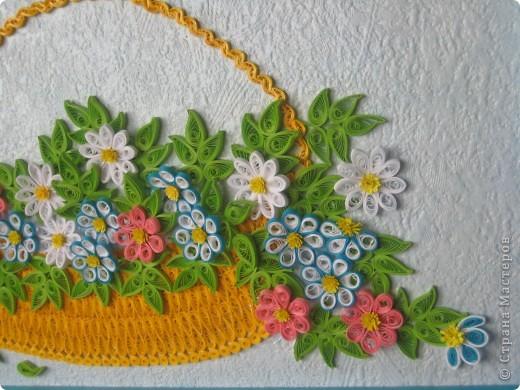 Милые, совсем простенькие цветочки. фото 2
