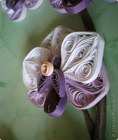 Вот такая орхидея у меня теперь цветёт. А главное, ни поливать, ни брызгать не надо! )))  фото 8