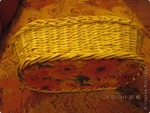 Корзиночка для печенья фото 3