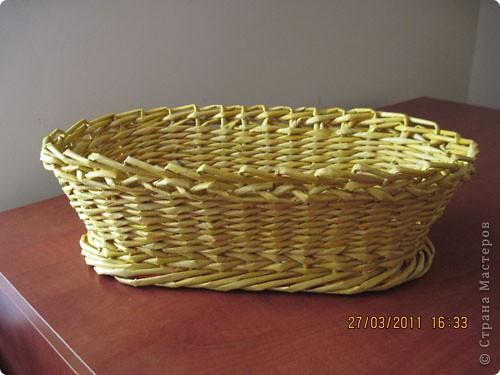 Корзиночка для печенья фото 2