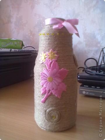 Вот такая еще вазочка фото 1