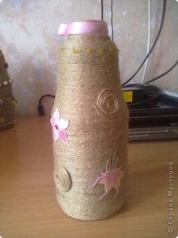 Вот такая еще вазочка фото 2