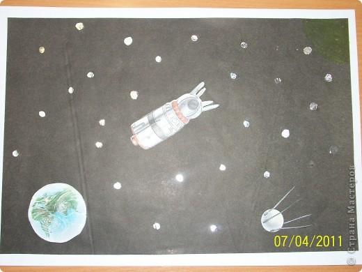 В космосе. фото 1