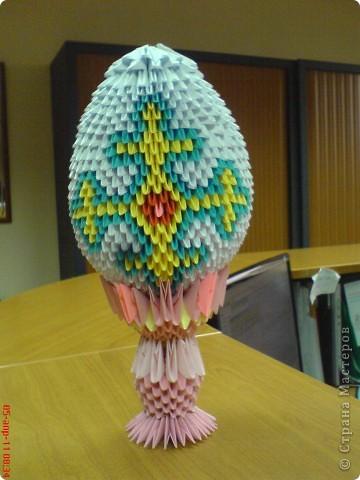 А это второе пасхальное яйцо  фото 1