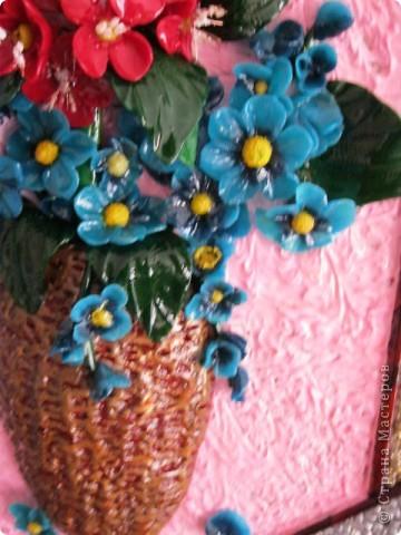 """Картина """"Полевые цветы"""" ХФ фото 2"""